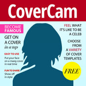CoverCam - get on the cover of a popular magazine with