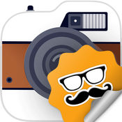 Crazy Camera Stickers Free