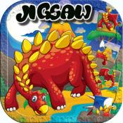 Dinosaur Jigsaw for Preschool Bedtime Activities 1.1.3