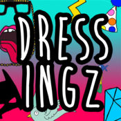 Dressingz - 贴纸 !!!