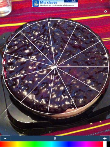 Cakes slicer
