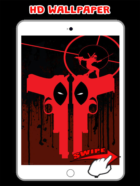 Cool Wallpapers for Deadpool Superhero Comics HD