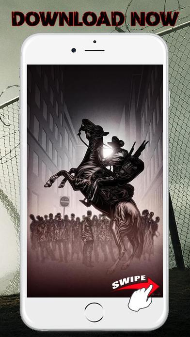 Cool Wallpapers for The Walking Dead Fan Art Free