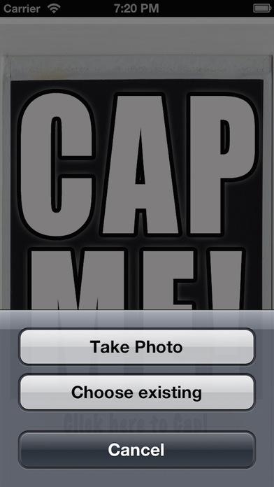 标题我 (Cap Me!)