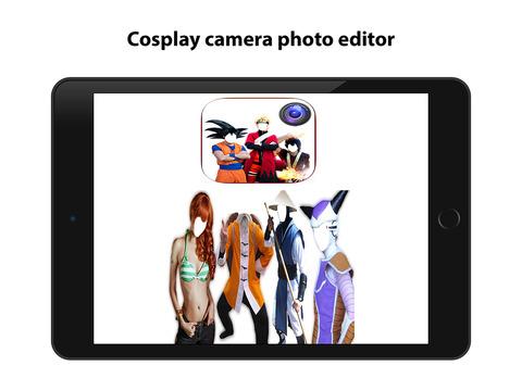 Cosplay Camera Photo Editor