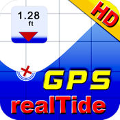 Real Tides and Current HD nautical charts forecast 2.7