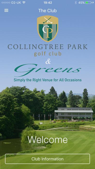 Collingtree Park Golf Club CourseMate