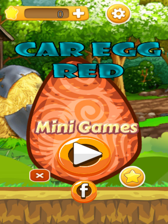 CAR  and EGG  game for fun
