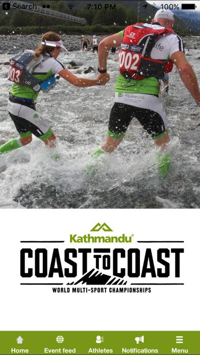 Coast to Coast Multisport event.