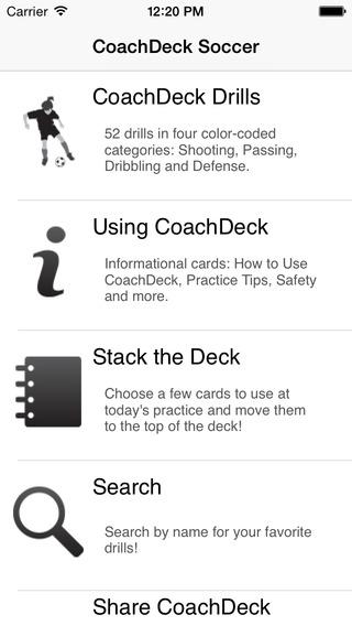 CoachDeck Soccer Lite