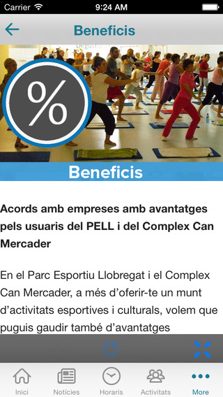 COMPLEXOS ESPORTIUS PELL  CM