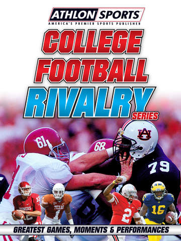 College Football Rivalry Series
