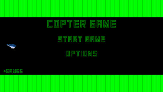 Copter Game