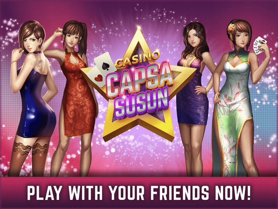 Casino Capsa Susun - 十三張