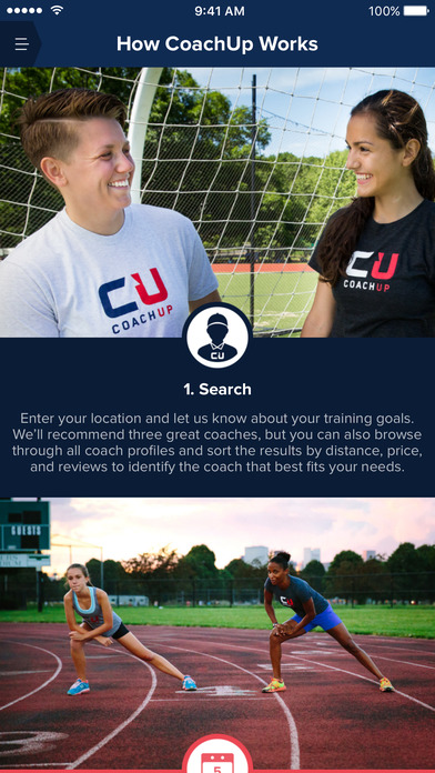 CoachUp - Sports Lessons  Training