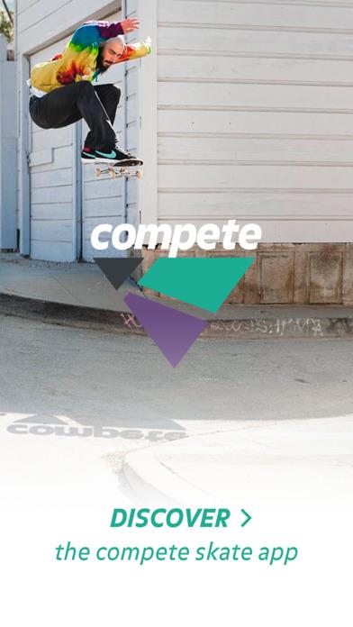 Compete Skate App