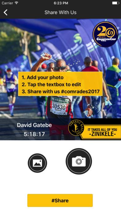 Comrades Marathon 2017