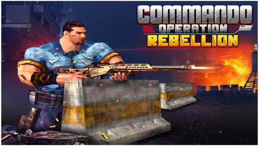 Commando Operation Rebellion