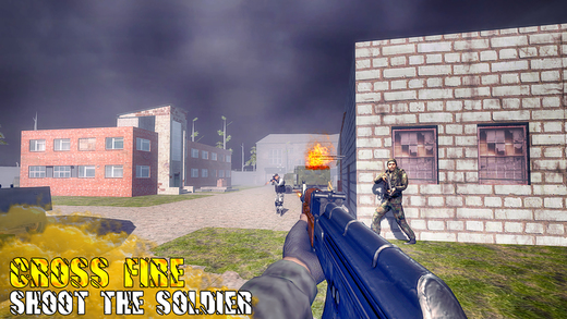 Commando Operation Army Base Attack