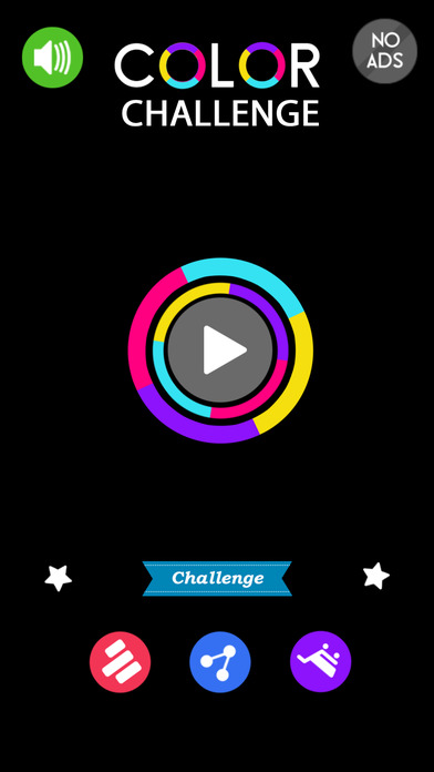 Color Challenge - The Super Flappy Game