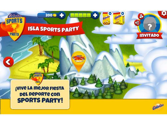 Cola Cao Sport Party