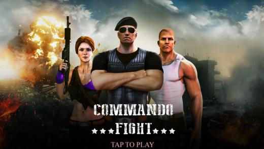 Commando Fighting