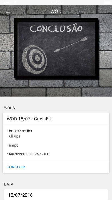 Conexão CrossFit