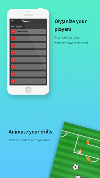 Coachbase for iPhone