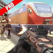 Commando Mission Train Shoot Pro