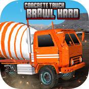 Concrete Truck Brawl Hard