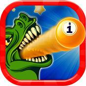 Deadly Bingo Dinos - Free Pocket Bingo Game Pro