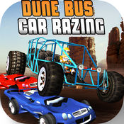 Dune Bus Car Razing 1