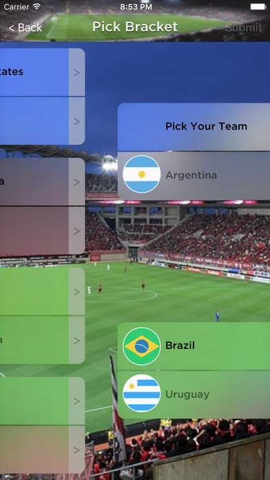 Copa Club - Copa America Live Score Tracker