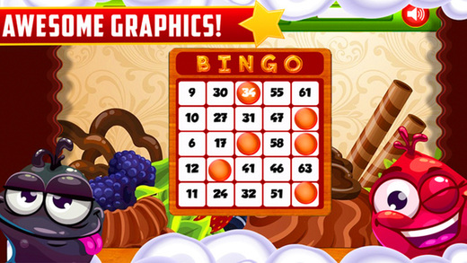 Deadly Bingo Dinos - Free Pocket Bingo Game