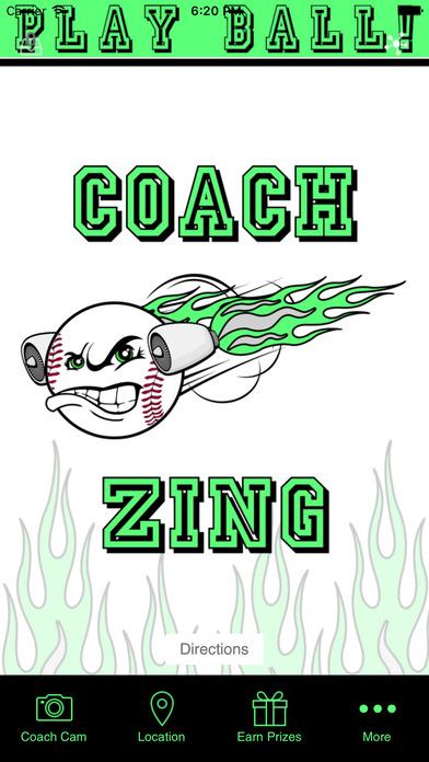 Coach Zinger