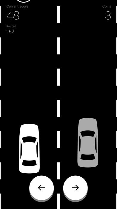 Whitecar - retro car challenge