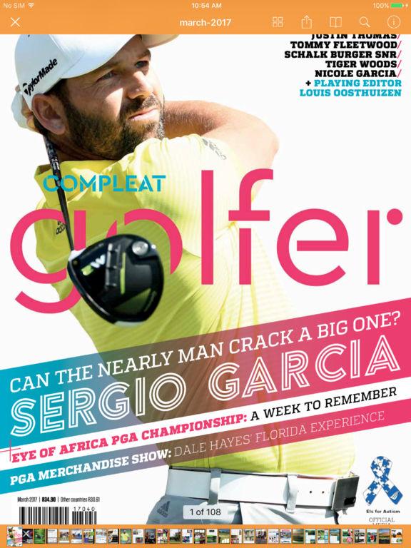 Compleat Golfer Magazine
