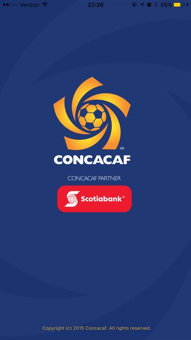 CONCACAF - Mobile App