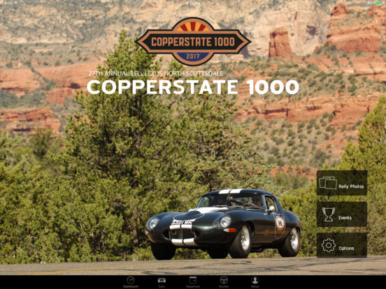 Copperstate 1000