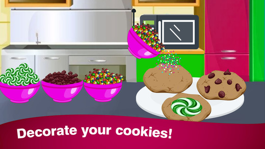 Cookie Maker Salon! Top Cooking Chef Games Free