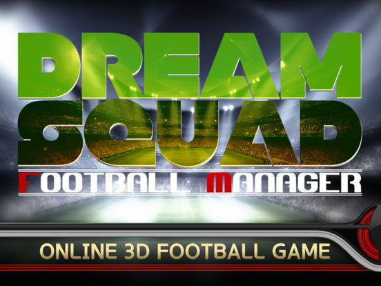 DreamSquad - Football Management