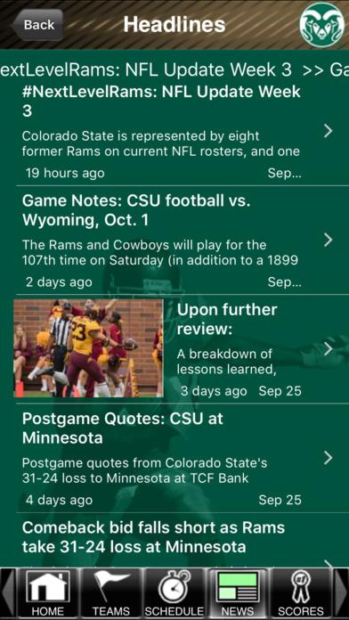Colorado State Rams SuperFans