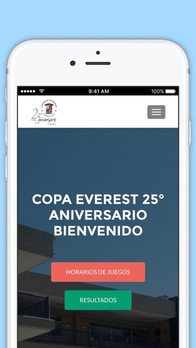 Copa Everest