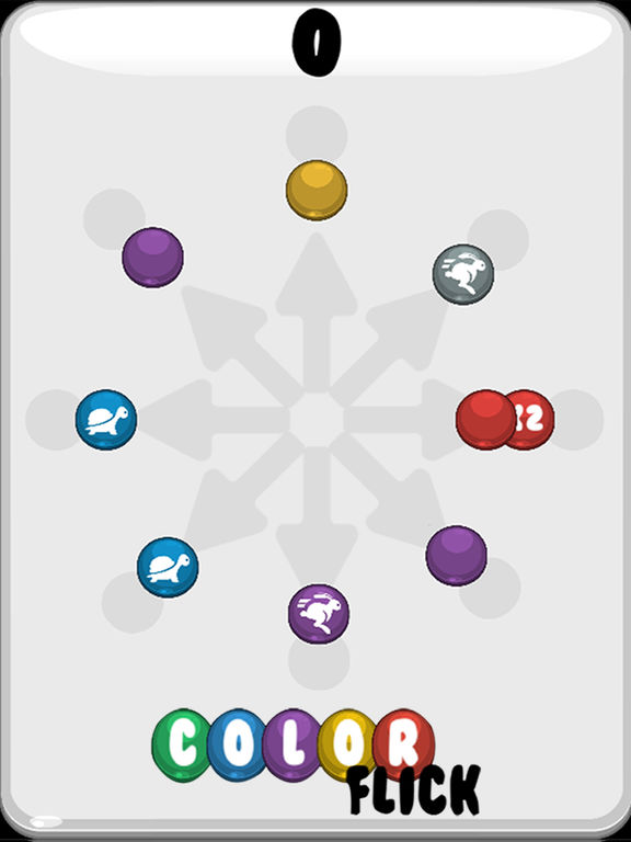Color Flick - Free Puzzle Game