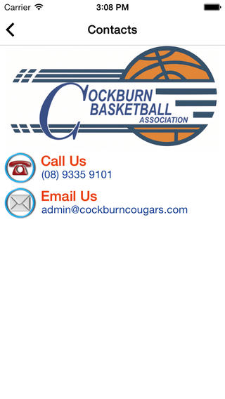 Cockburn Basketball Association