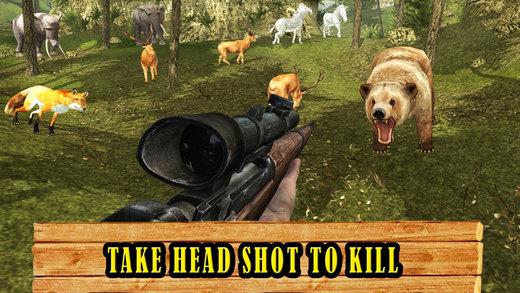 Deer World 2017 Shooting Sniper Games Pro