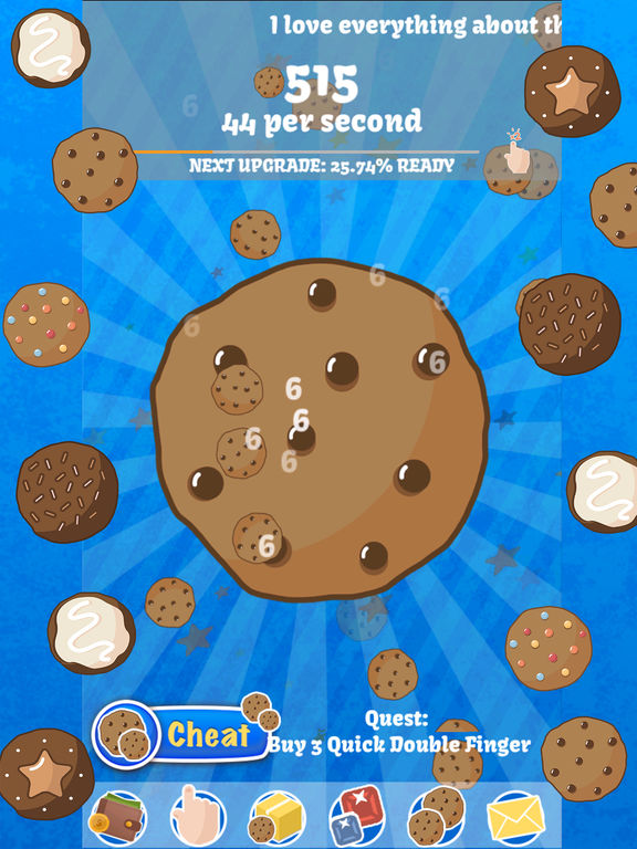 Cookie Crush - Best Clicker  Idle Game