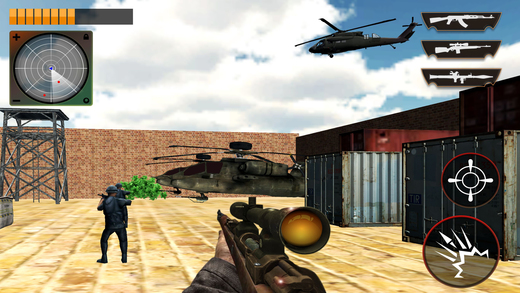 Commando Shooter Fury