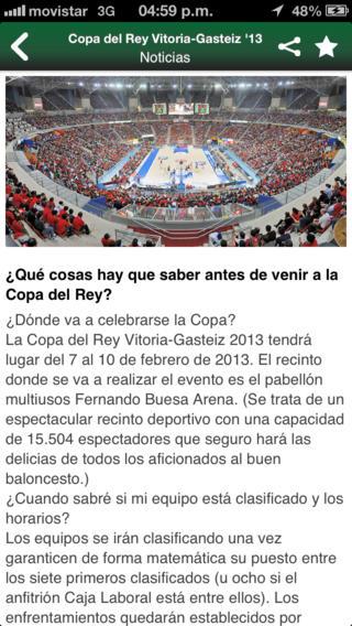 Copa del Rey Vitoria-Gasteiz '13