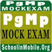 PgMP模拟考试...